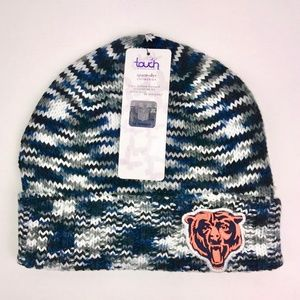 Chicago Bears Soft Space Dye Yarn Beanie